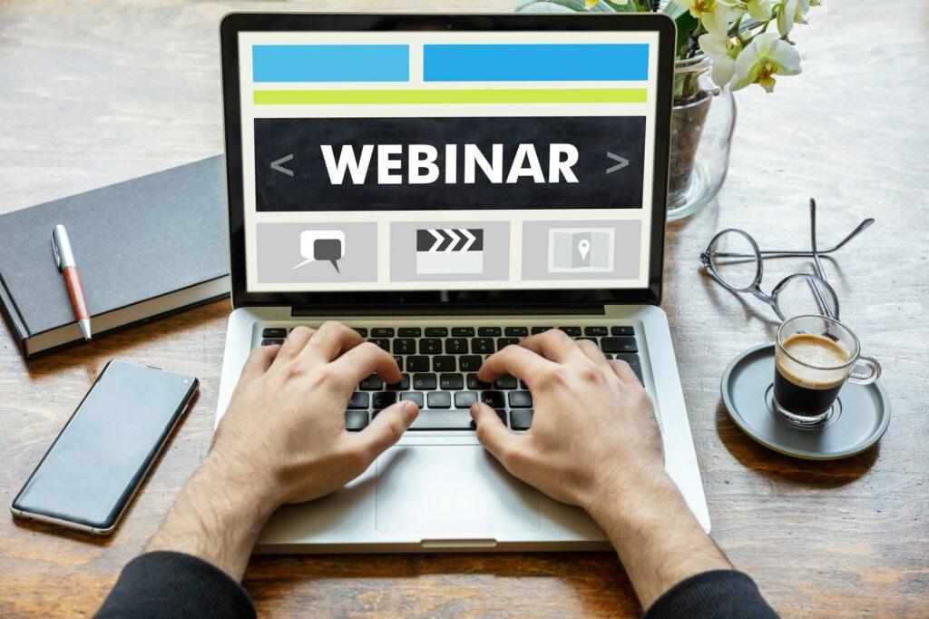 Webinar Marketing für Unternehmer
